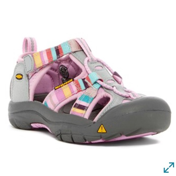04b0eb3899d Keen Shoes   Toddler Girls 11 Venice H2 Waterproof Sandal   Poshmark